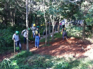 Fort Cobb OK Trail Summer Crew II