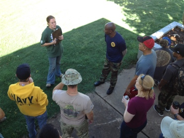 San Marcos Safety Briefing-Brandi