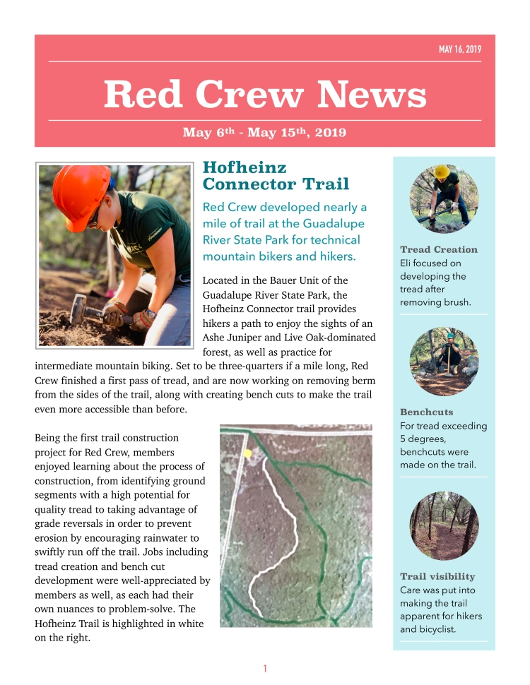 Red Crew News #2 2